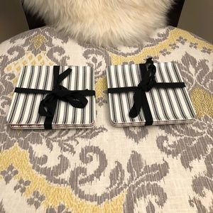 Hearth & Hand W Magnolia Gingham Appetizer Plates